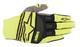 Alpinestars Techstar handskar fl gul/svart
