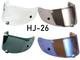 HJC visir HJ-26 RPHA 70/11 Tearoff-förberedd