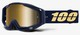 100% Racecraft Bakken - Mirror True Gold lens, VUXEN