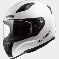 LS2 FF353 Junior solid vit