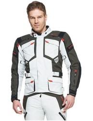 Sweep GT Adventure WP textiljacka ljusgrå
