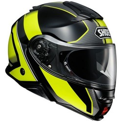 Shoei Neotec 2 Excursion TC3 svart/fluo