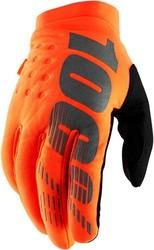 100% Brisker handske barn orange