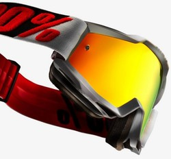 100% Accuri Solberg Mirror Red Lens