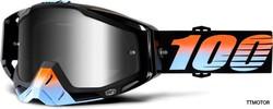 100% Racecraft Starlight Mirror Silver Lens