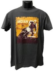 Indian Adventure t-shirt herr grå