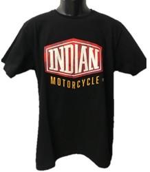 Indian Shield Camo t-shirt herr svart