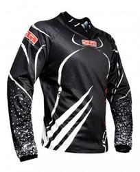 Lindstrands MX JUMP tröja svart