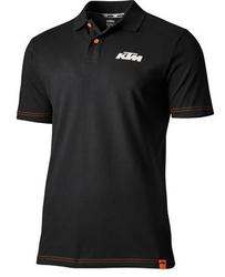 KTM Racing Polo piké svart