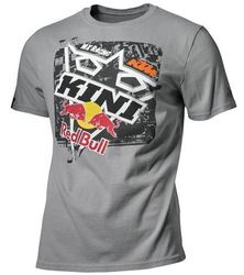 KTM Square t-shirt grå