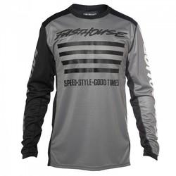 Fasthouse Slash tröja grå/svart