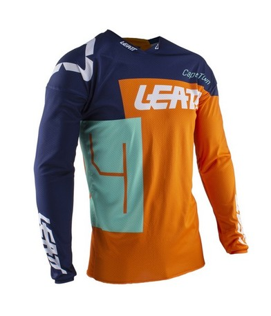 Leatt GPX 3.5 Junior Orange