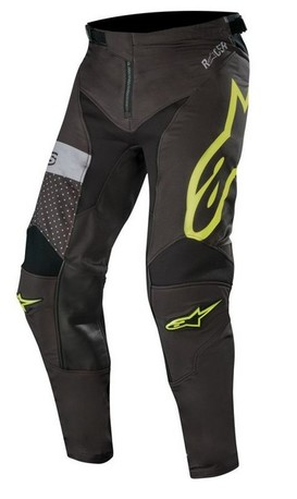 Alpinestars Racer Tech Atomic byxa svart/fl gul/grå
