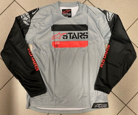 Alpinestars Junior Racer Tactical tröja svart/grå