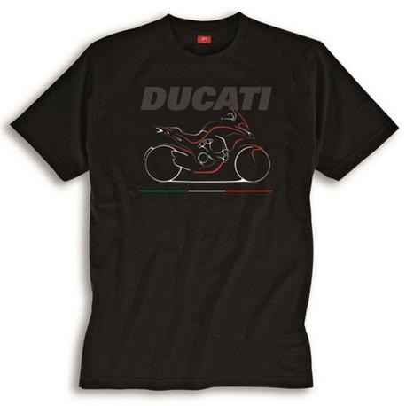 Ducati Graphic Multistrada t-shirt