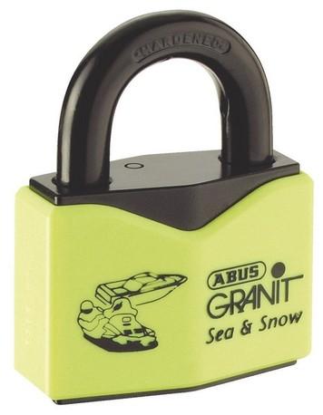 Abus Lås Granit Padlock 37/55 S&S