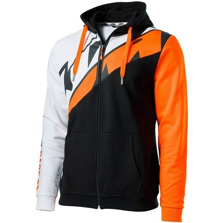 KTM Radical Sliced Zip Hoodie junior