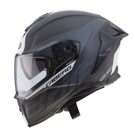 Caberg Drift Evo Carbon matt antracit/vit