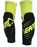 Leatt 3DF 5.0 Junior armbågsskydd lime/svart