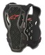 Alpinestars Bionic Action bröstskydd svart