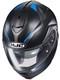 HJC IS-MAX II Dova svart/blå
