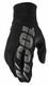 100% Hydromatic vattentätt handske, vuxen, svart