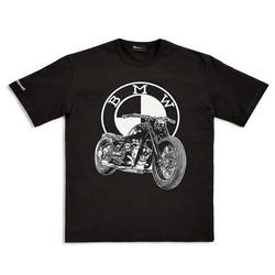 BMW R18 Dealer t-shirt herr svart