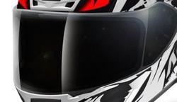 Airoh ST501/ST701/Valor/Spark Visir  50% rök