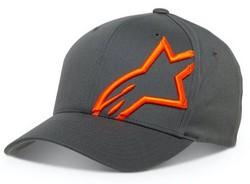 Alpinestars Corp Shift 2 Flexfit keps, Charcoal/Orange