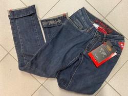 Held San Diego MC-jeans dam blå