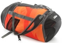 KTM duffelbag svart/orange, 49 l