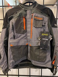 Klim Carlsbad jacka grå/orange