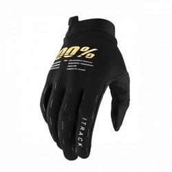 100% iTrack handske svart vuxen