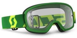Scott Buzz MX Pro green/yellow clear works