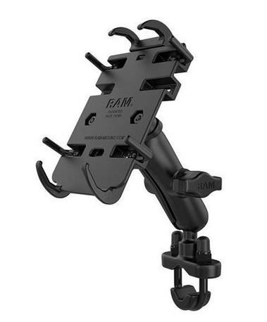 RAM Quick-Grip mobilhållare för styre (B-kula)