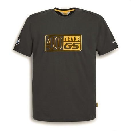 BMW t-shirt GS 40-årsjubileum