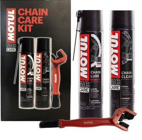Motul Chain Care Kit