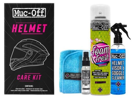 Muc-Off Helmet Care hjälmvård kit