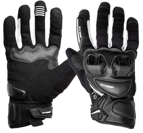 Sweep Hammer handske svart