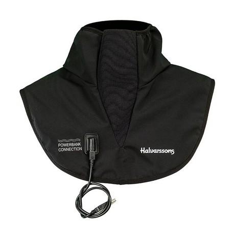 Halvarssons Halskrage Powerbank Collar Svart one size