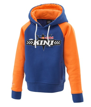 KTM Finish flag hoodie Junior