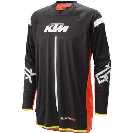 KTM Gravity FX tröja svartorange | Claessons i Bromölla