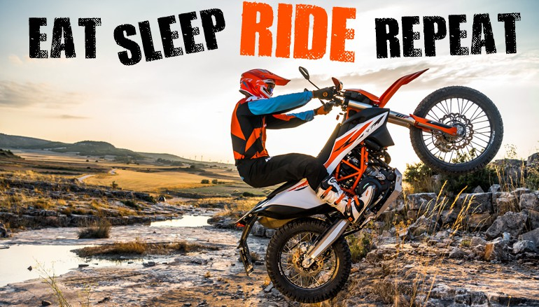 Eat Sleep Ride Repeat